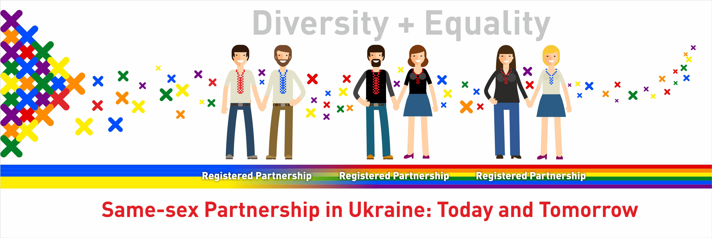 "Conference ""Same-sex Partnership in Ukraine: Today and Tomorrow"""