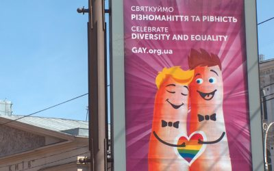 Action Plan for Ukrainian LGBTI Community