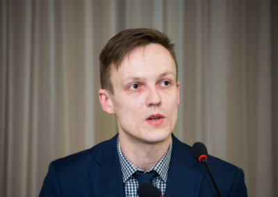 The Conference - CHALLENGE WITHOUT RESPONSE - HATE CRIMES AGAINST LGBT PEOPLE IN UKRAINE - Igor Koblikov