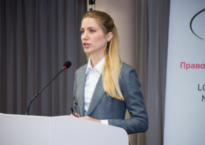 The Conference - CHALLENGE WITHOUT RESPONSE - HATE CRIMES AGAINST LGBT PEOPLE IN UKRAINE - Svitlana Zalishchuk