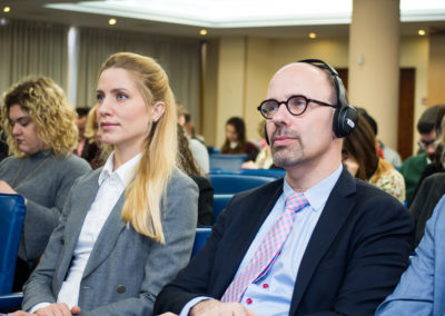 The Conference - CHALLENGE WITHOUT RESPONSE - HATE CRIMES AGAINST LGBT PEOPLE IN UKRAINE - Svitlana Zalishchuk, Piet De Bruyn