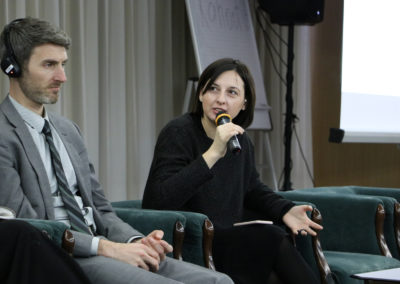 Анастасія Станко, журналістка «Громадське ТБ»
