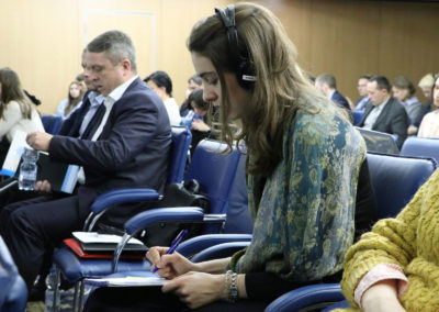 Конференція «НЕТЕРПИМІСТЬ БЕЗ ВІДПОВІДАЛЬНОСТІ мова ворожнечі та злочини ненависті в Україні»