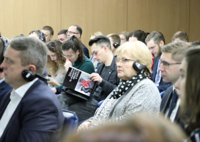 Конференція «НЕТЕРПИМІСТЬ БЕЗ ВІДПОВІДАЛЬНОСТІ мова ворожнечі та злочини ненависті в Україні»3
