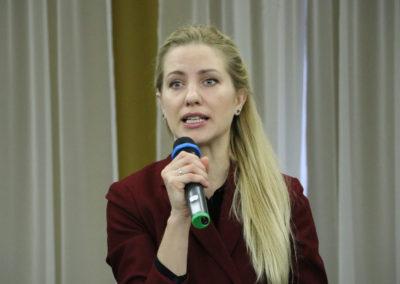 Світлана Заліщук, народна депутатка України