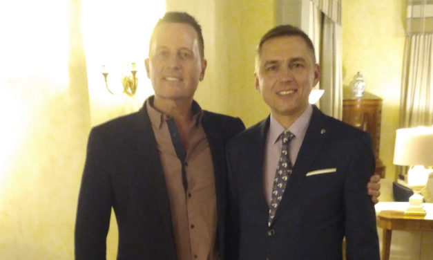 Meeting of the US Ambassador to Germany Richard Grenell with LGBT activists