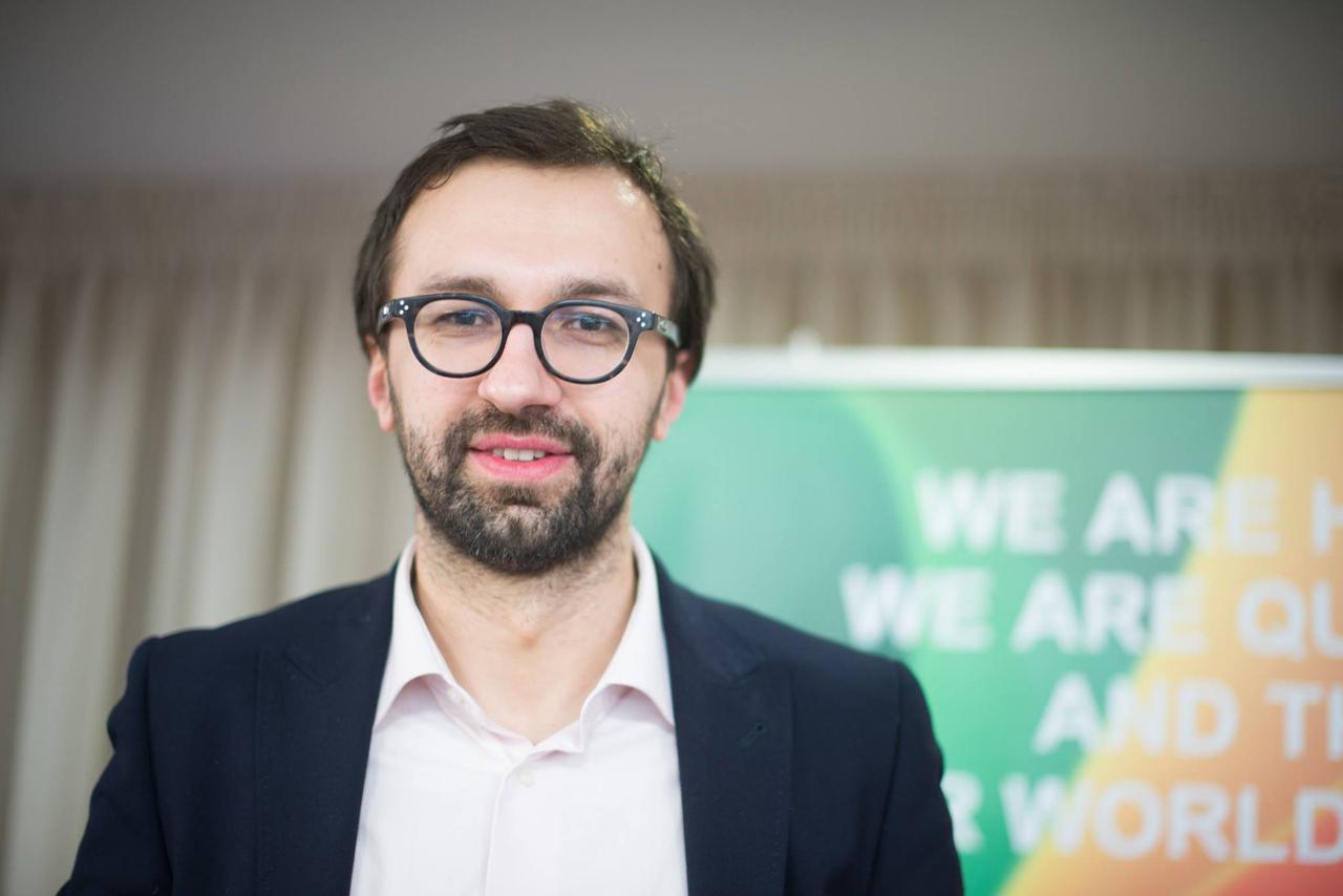 Сергій Лещенко, народний депутат України
