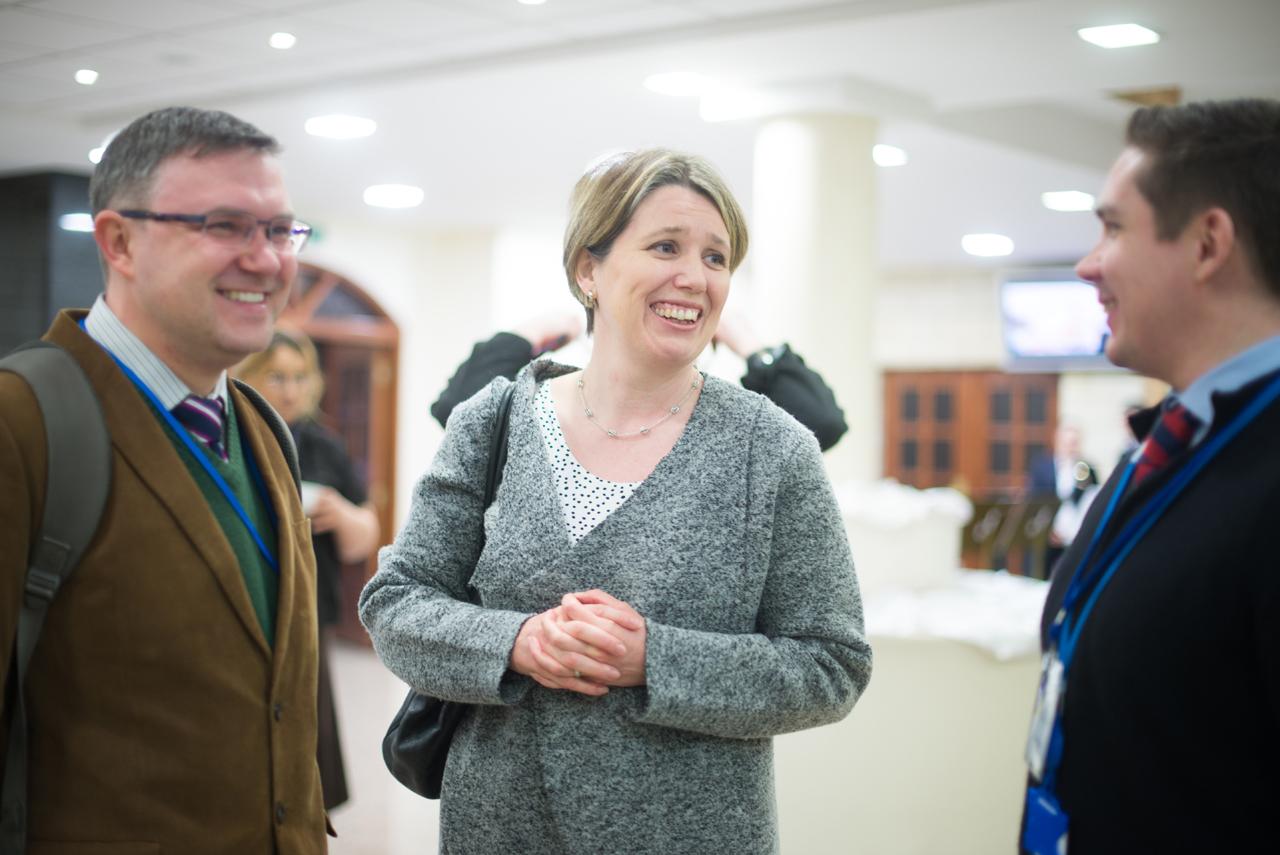 Джудіт Ґоф, посол Великої Британії в Україні