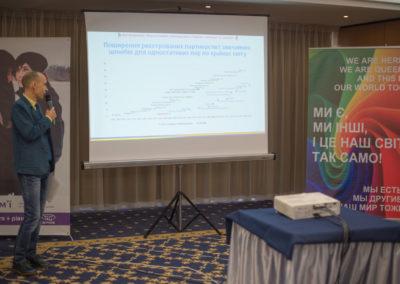 Конференція Одностатеве партнерство в Україні сьогодні та завтра - Фото12