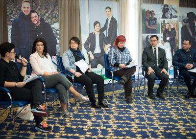 Конференція Одностатеве партнерство в Україні сьогодні та завтра - Фото5