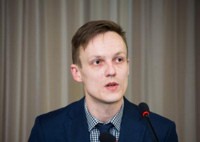 Конференція Виклик без відповіді - злочини ненависті проти ЛГБТ в Україні - Ігор Кобліков