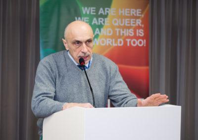 Конференція Виклик без відповіді - злочини ненависті проти ЛГБТ в Україні - Олександр Павліченко