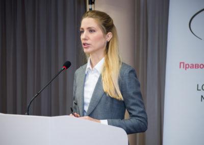 Конференція Виклик без відповіді - злочини ненависті проти ЛГБТ в Україні - Світлана Заліщук
