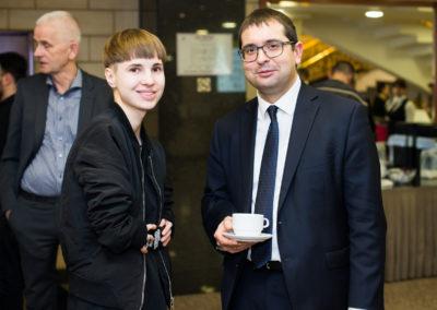 Конференція Виклик без відповіді - злочини ненависті проти ЛГБТ в Україні - Софія Лапіна, Олександр Лапін