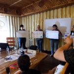 Школа для ЛБ-активісток «Стратегія прориву для ЛБ-спільноти: право на видимість»
