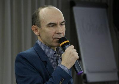 Андрій Кравчук, експерт, Правозахисний ЛГБТ Центр «Наш світ»