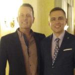 Зустріч посла США у Німеччині Річарда Ґренелла з ЛГБТ активістами.