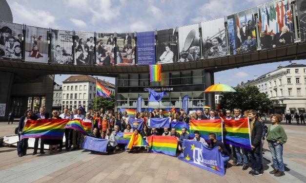 Європарламент підтримав зусилля України на шляху інтеграції з ЄС та звернув увагу на захист прав ЛГБТІ