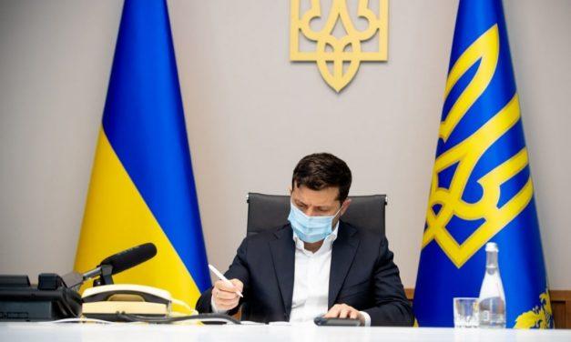 Президент України Володимир Зеленський затвердив нову Національну стратегію у сфері прав людини